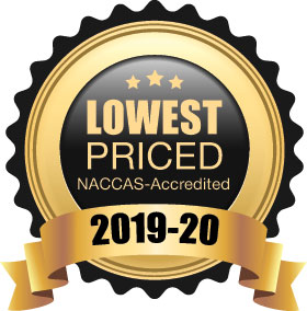 Lowest Priced Naccas Accredited Esthetics Programs By State For 2019 20