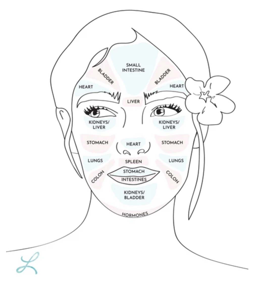 facial mapping